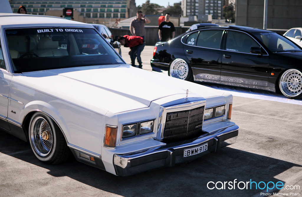 Built to Order Lincoln Town Car