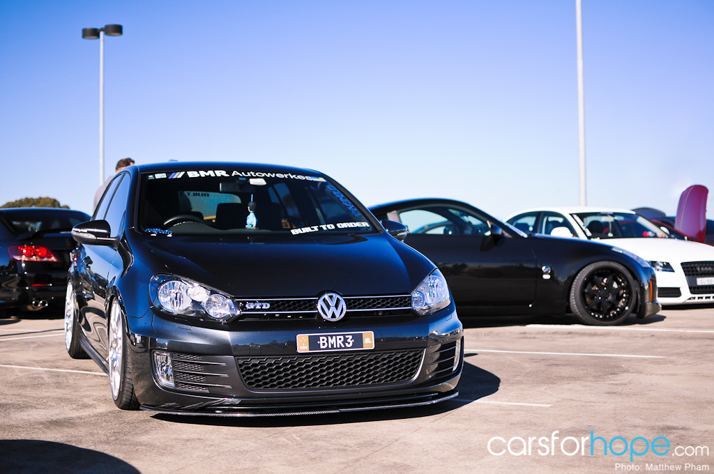 Golf Rotiform BLQ