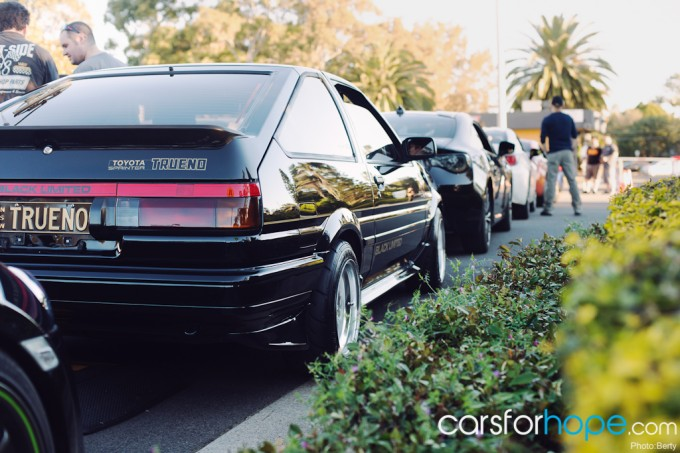 Festival of 86: Black Limited Edition AE86