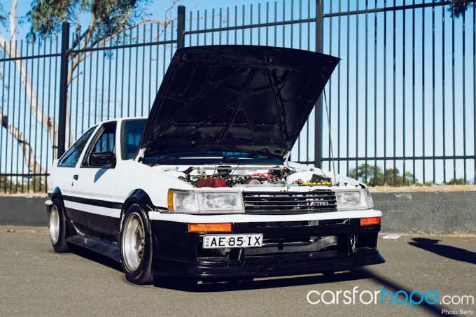Festival of 86: AE86 Levin