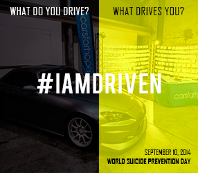 #IAMDRIVEN Entries