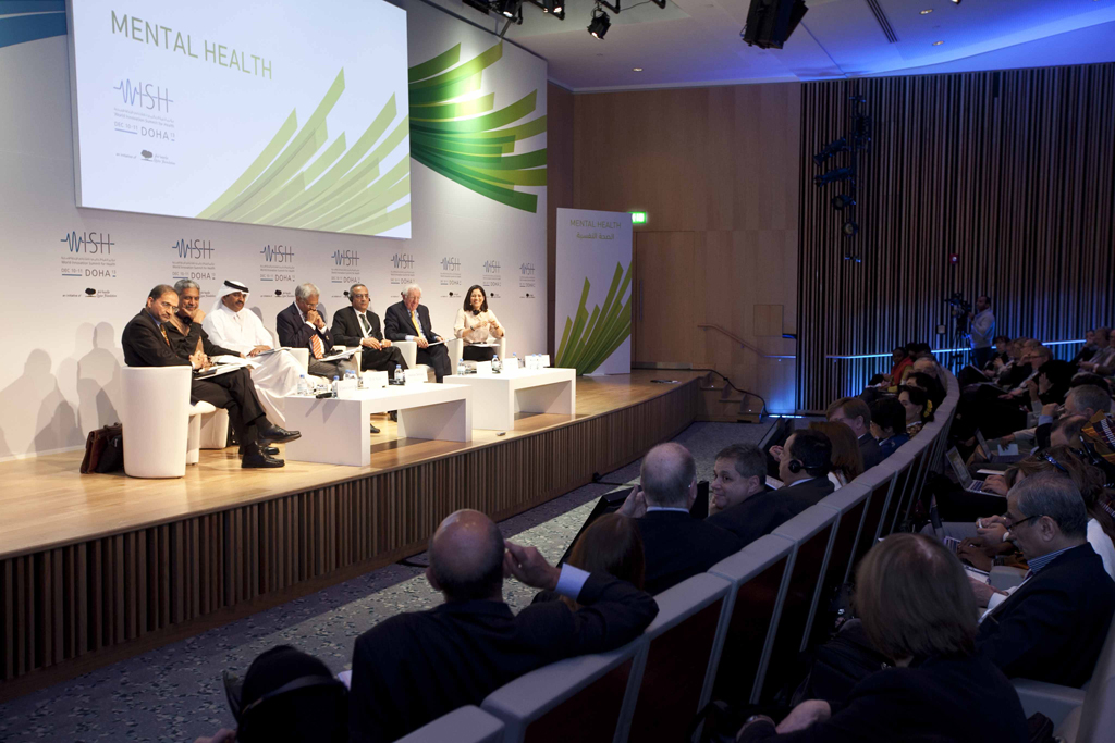 World Innovation Summit for Health in Qatar