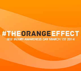 Join #THEORANGEEFFECT