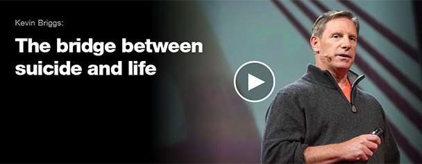 TED Talk The Bridge Between Life