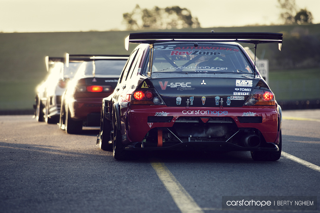 Carbon Plus Evo World Time Attack WTAC