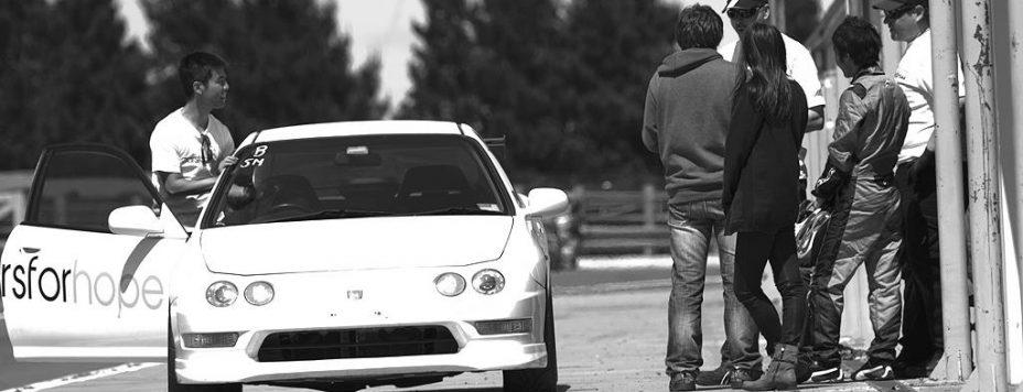 Story of Cars For Hope Honda Integra Type R