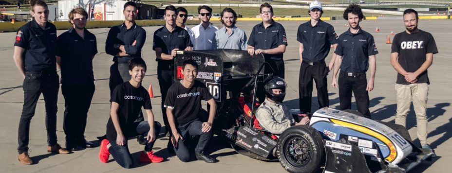 Cars For Hope UOW Motorsport FSAE