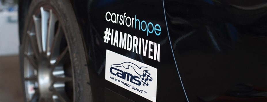 Cars For Hope Shannons National Event