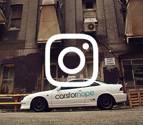 Follow the Official Cars For Hope Instagram