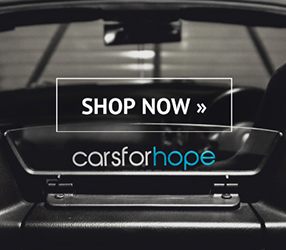 Cars For Hope Online Store
