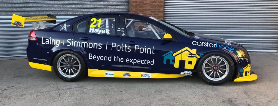 Cars For Hope Super2 Dunlop V8 Supercar
