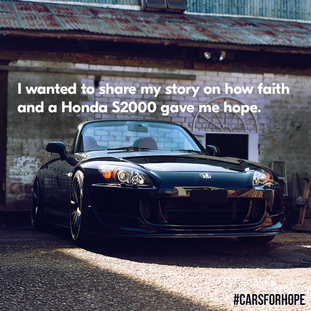 Cars For Hope Honda S2000