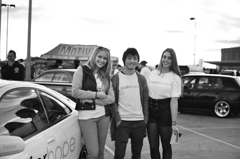 Cars For Hope 9 Years Car Meet
