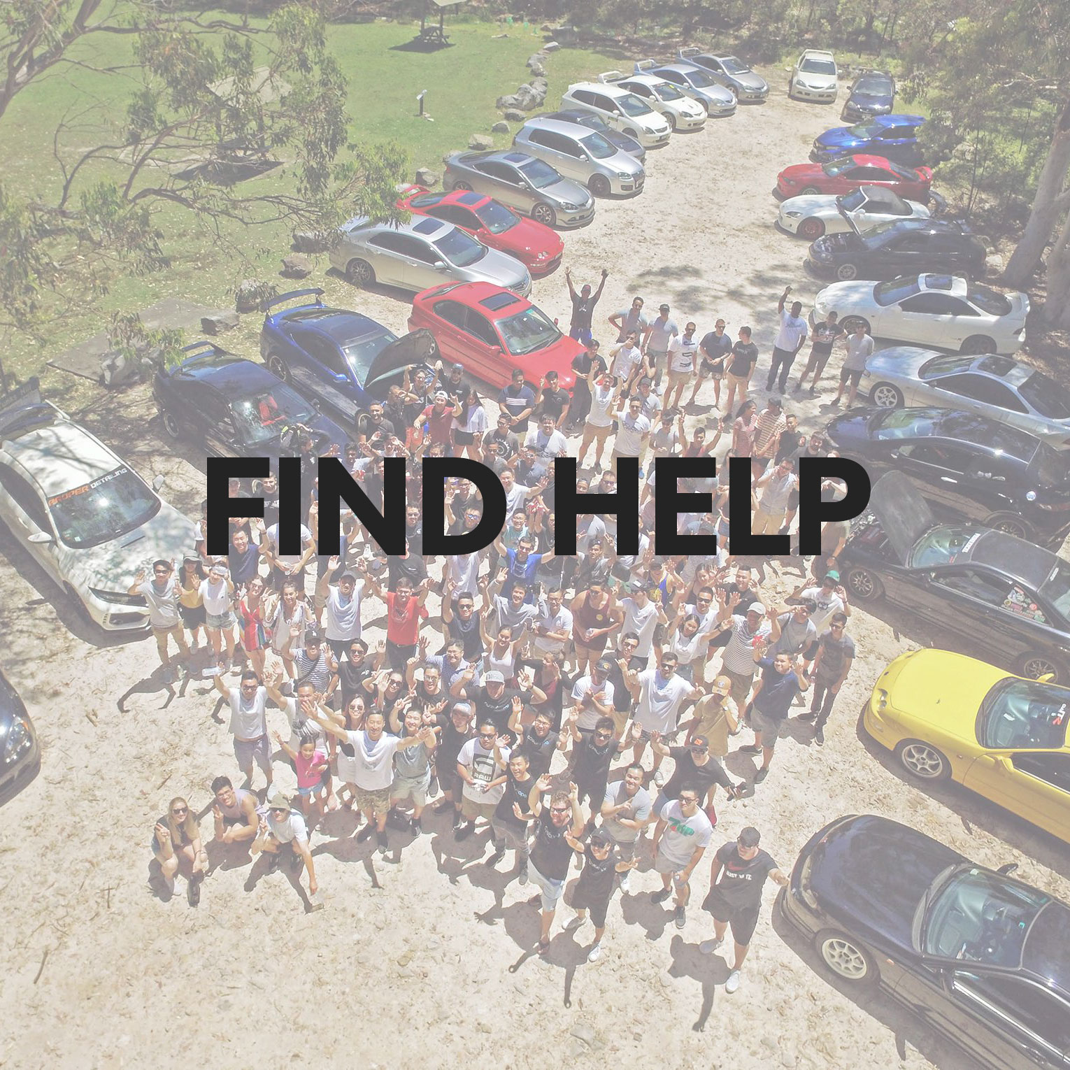 Find Help for Depression, Anxiety, Self-Harm - Cars For Hope